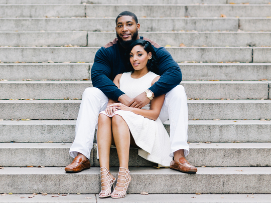 Devon Still Engagement Photo