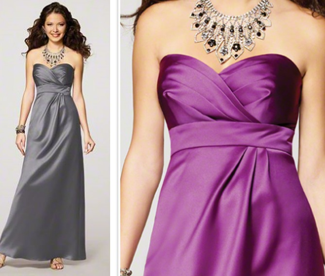Alfred Angelo Bridesmaid Dress Style 7132