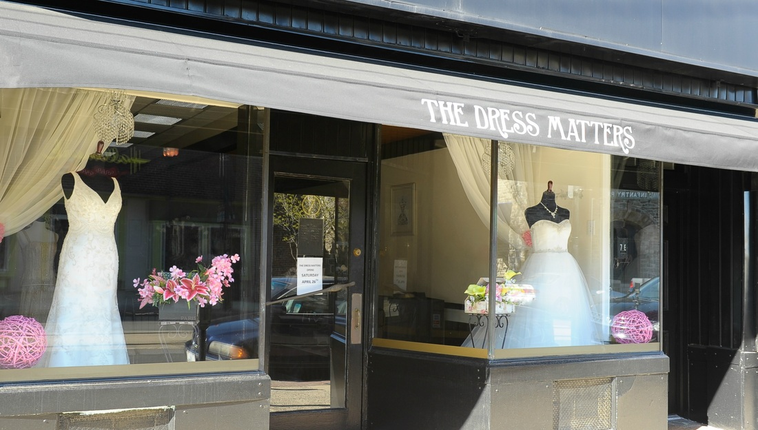 The Dress Matters Bridal Shop