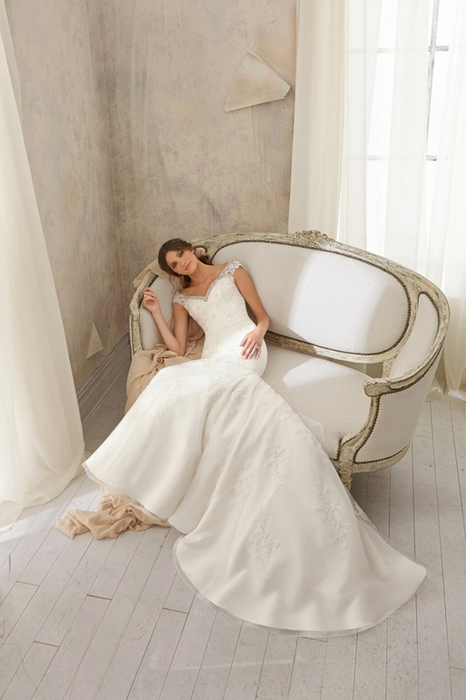 Mori Lee Wedding Dress 5201