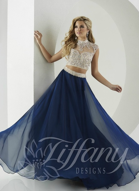Dress by Tiffany Designs