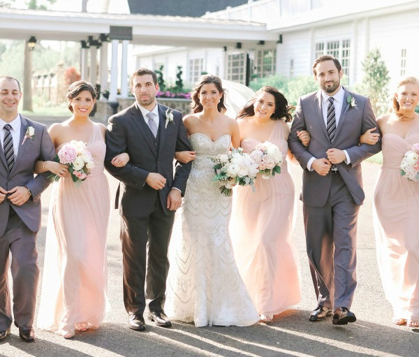 Is Having An Uneven Number Of Bridesmaids And Groomsmen A Big Mistake The Dress Matters