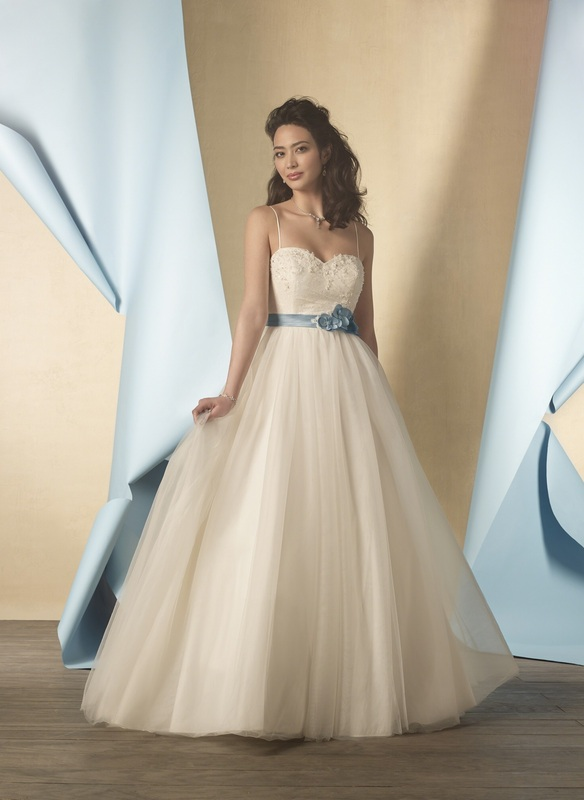 Alfred Angelo Wedding Dress 2446