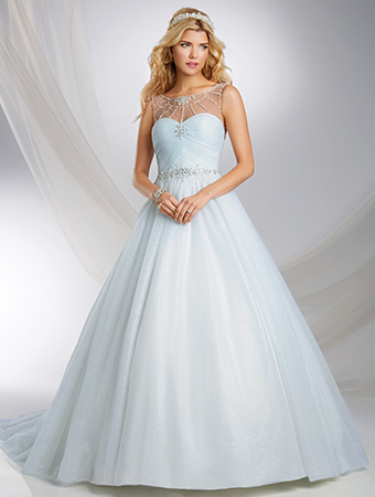 Alfred Angelo Disney Dress