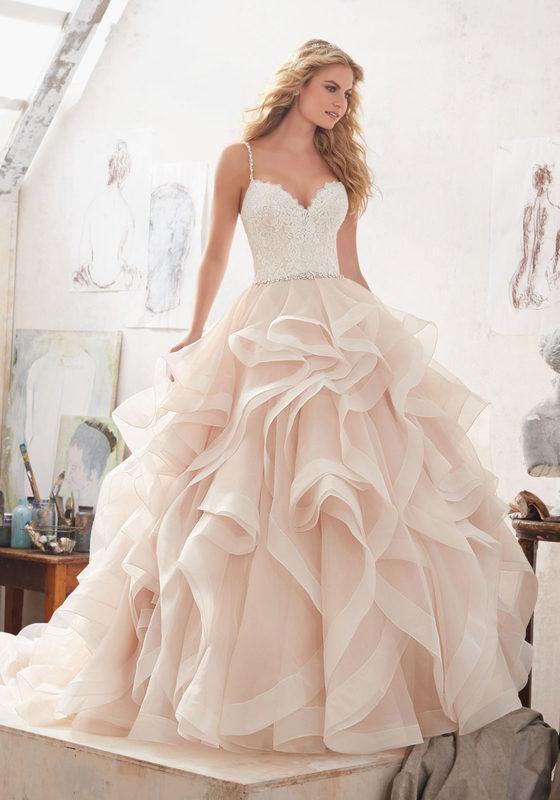 Morilee Wedding Dress