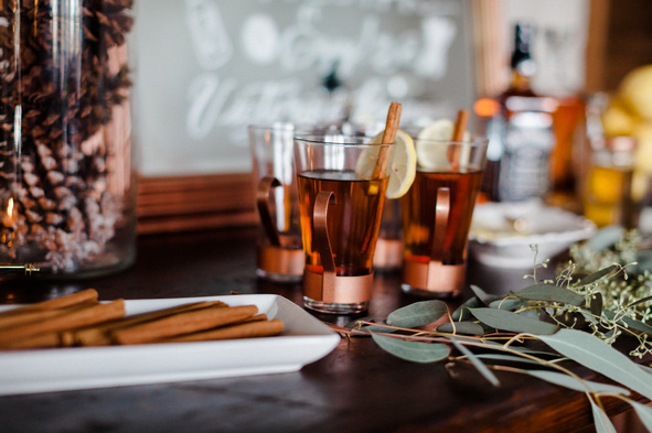 Hot toddy bar