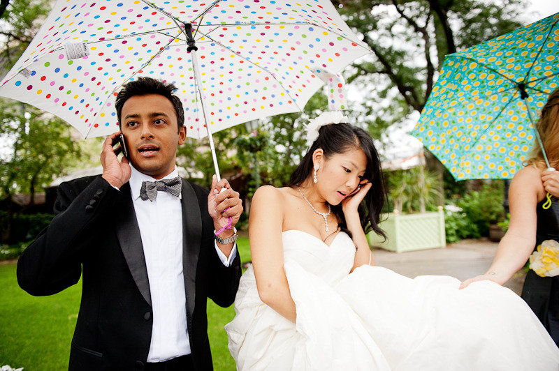 Smart Phone Etiquette at Weddings