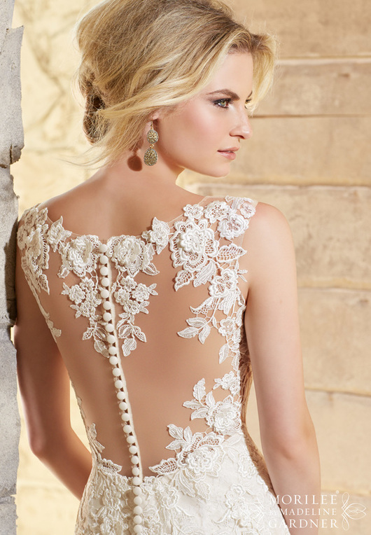 Dresses With Beautiful Backs The Dress Matters