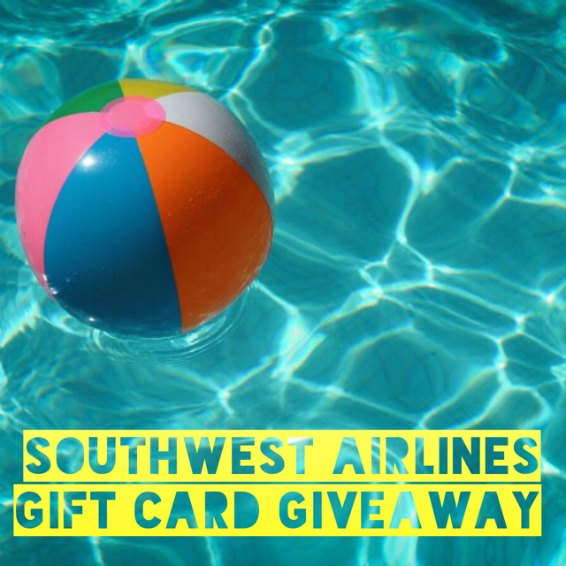 Southwest Airline Giveaway