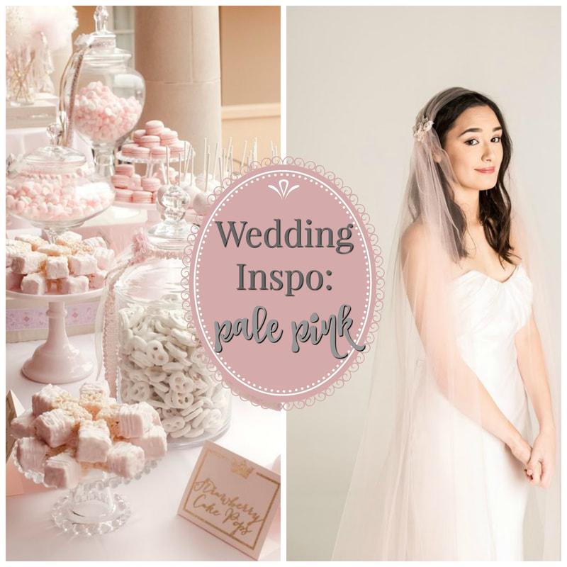 Pale Pink Wedding Inspiration