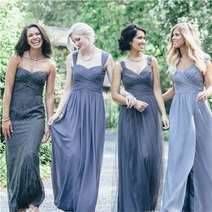 Gather & Gown Bridesmaid Dresses